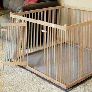 Beautiful Indoor Dog Pen Photos - Interior Design Ideas ...